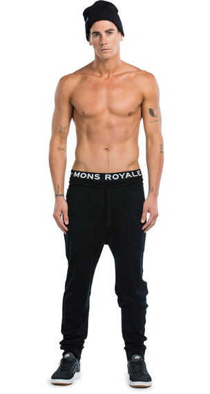 Mons Royale M's Flight Pant Black